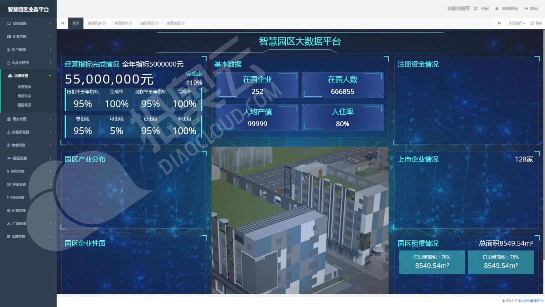 智慧物业管理系统大数据